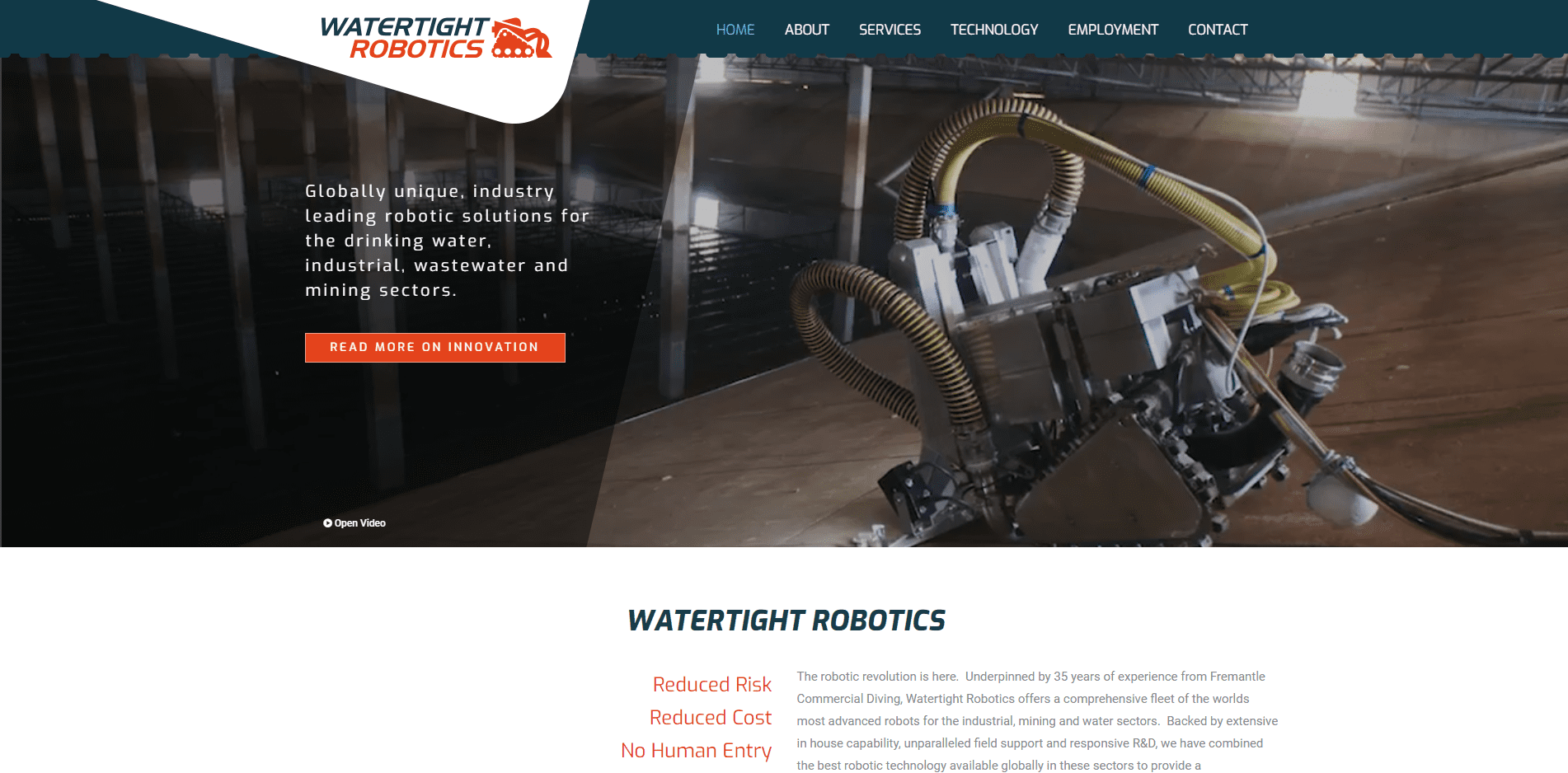 Watertight Robotics